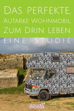 Das perfekte, autarke Wohnmobil zum drin Leben | eine Studie in pink – crosli