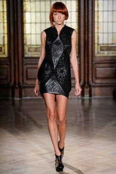 Threeasfour Spring/Summer 2014 New York Fashion Week Runway!