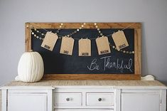 Add style to your entryway - Give Thanks with These Family Gratitude Projects - Photos