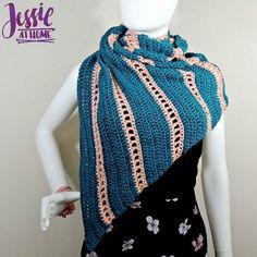 Bob - free crochet wrap pattern & Giveaway!!