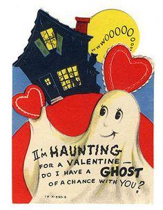 Ghostly Valentine!
