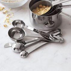 Sur La Table® Stainless Steel Measuring Spoons | Sur La Table