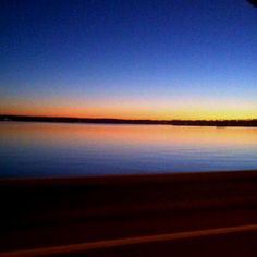 Owasco lake sunsets are beautiful!