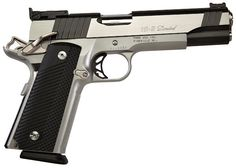 Para USA 18•9 Limited - More companies should do this. A 9mm built on a full size 1911 frame. I mean, how would you ever wear it out? I know it'd be fun to try!