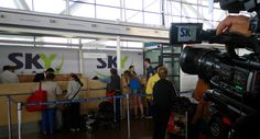 Pasajero logra millonaria e inédita indemnización de Sky Airlines por incidente antes del despegue - El Dínamo