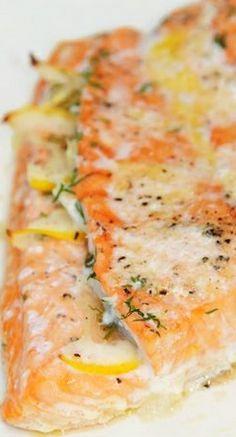 Salmon Recipes, Fish Recipes, Seafood Recipes, Great Recipes, Favorite Recipes, Cookbook Recipes, Cooking Recipes, Healthy Recipes, Salads