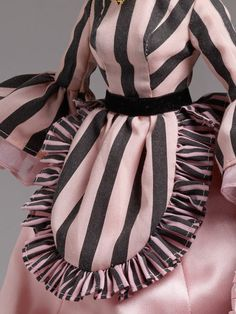 #pinned #details shown of our Peachtree Street Stroll - Gone With the Wind Collection #dollchat ^kv