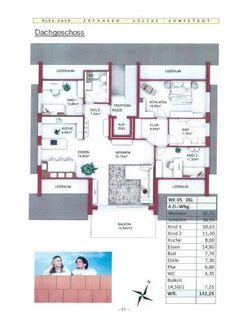 Der angegebene Kaufpreis gilt für die Wohnung im Dachgeschoss ohne Garage.<br/><br/>Der Garagengrundpreis (oberirdische Fertiggaragen mit Satteldach...