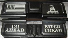 thunderboltgunworks.com - AR-15 Dustcovers & Charging Handles