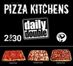 Italian Bakery, Pizza Kitchen, Upstate New York, Detroit, Kitchens, Kitchen, Cuisine, Cucina