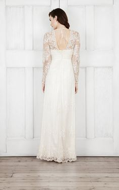 Catherine Deane Bridal 2015 Wedding Dresses For Modern Brides Looking For a Touch of Romantic Nostalgia_0040