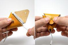 Este simple invento es la solución para que no se enrosquen los cables de los auriculares. ¡Indispensable!.