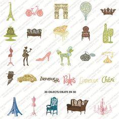 Cricut® Summer in Paris Seasonal Cartridge