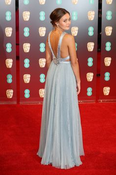 All The Looks At The 2017 BAFTA Awards