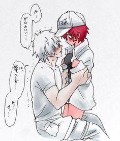 Read 06 from the story Traducciones Hataraku Saibou by (Boringirl with reads. Manga Bl, Manga Love, Anime Love, Manga Anime, Htf Anime, Fanarts Anime, Otaku Anime, Kawaii Anime, Cute Anime Pics