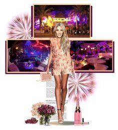 """""""Pacha ● Ibiza"""" by annynavarro ❤ liked on Polyvore featuring Haze, Pacha, Oscar de la Renta, travel, vacation, fashionset and ibiza"""