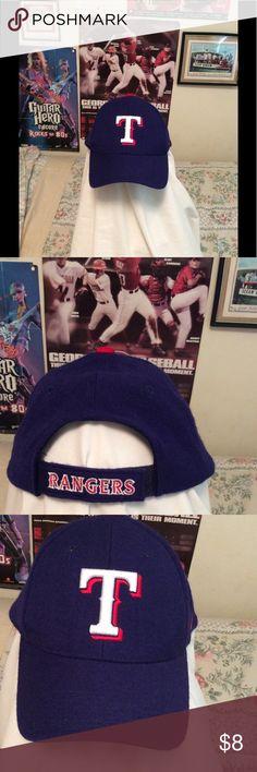 Vintage Nike Texas Rangers cap Vintage Nike Texas Rangers cap Accessories Hats
