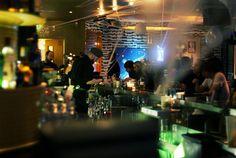 Our bar - Halloween 2011