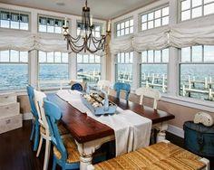 Casa decorada bem ao estilo navy   Decoração e Ideias