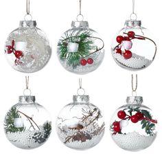 Christmas Pom Snowballs Thema Maschine Mini Schneebälle Pack 1,8cm