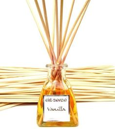 2 Oz Reed Diffuser Scented Oil   Vanilla By Elit Sense. $4.99. Reed Diffuser