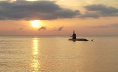 sunrise & submarine 2 in Usami Ito-city
