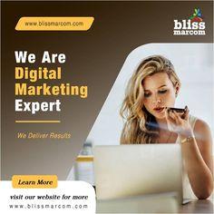 Bliss Marcom is the Best digital marketing agency in noida. We offer a wide range of digital marketing services like Web development, SEO, SMM & PPC Marketing Tactics, Marketing Training, Digital Marketing Strategy, Marketing Plan, Content Marketing, Internet Marketing, Online Campaign, Online Marketing Services, Seo