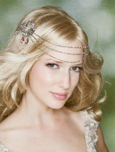 kızıllötesi : gelin saç aksesuarları / bride's hair accessories