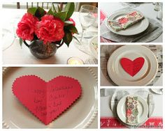 Valentine's Day Dinner at home