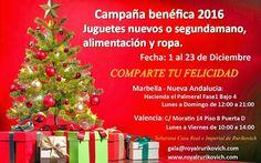 @ prince_jorge_rurikovich - 2016 Humanitarian Christmas:Campaña benéfica 2016Juguetes nuevos o usados, alimentación y ropa.COMPARTE TU FELICIDAD#unitednations #un #echo #unwto #philantropy #filantropia #love #rurikovich #rurik #riurik #nonprofit #humanitarian #christmas #humanitario #ayuda #humanitarianaid #ayudahumanitaria #help #sos #felicidad #happiness #juguetes #toys #comida #alimentacion #food #ropa #clothes #poor #aid