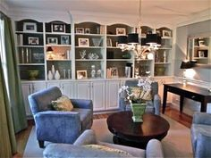 1000 images about get rid of the formal dining room on - Turning a living room into a dining room ...