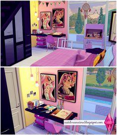 Moderninha – The Sims 4 | Nat Dream Sims
