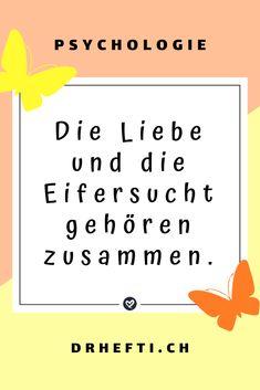 #eifersucht #liebe #partner #partnership #lieblingsmensch #glücklich #glück #traurig #wut #entscheidung #respekt #psychologie Words, Blog, Author, Life Questions, Jealousy, Grateful, Biology, Sad, Parenting