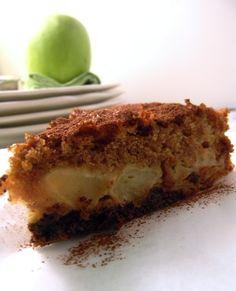 Torta speziata alle mele -Spiced apple cake