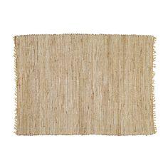 di cotone intrecciato e tappeti di juta LODGE 200 x 300 cm | Maisons du Monde