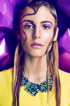 Sonia Gzik in Electiric Feel by Marta Macha