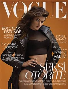 isabelli fontana vogue turkey cover