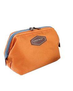 SAMGU Kosmetiktasche Clutch Handtasche Handtasche Lässige 4 Farben-Dame Travel Verfassungsbeutel rosa: Amazon.de: Beauty