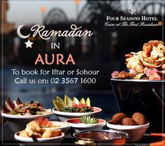 Feeling hungry already? Join us for a unique poolside #Ramadan #iftar or #sohour experience. Call us NOW 02 3567 1600