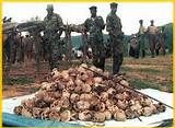 During the Congo Civil War (1998–2003), Pygmies were hunted down and eaten by both sides in the conflict, who regarded them as subhuman. Sinafasi Makelo, a representative of Mbuti pygmies, has asked the UN Security Council to recognize cannibalism as a crime against humanity and also as an act of genocide. According to a report by Minority Rights Group International there is evidence of mass killings, cannibalism and rape.