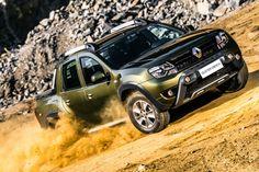 Renault Duster Oroch Pickup Truck