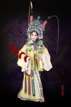 Beijing Opera roles - WangZhaojun
