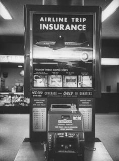 9 Vintage Vending Machines From a Time When They'd Sell Anything