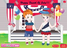 july 4th dress up games