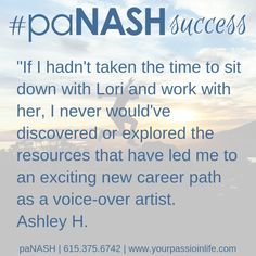 paNASH passion & career coaching helps those of you who feel stuck in your career get unstuck and put your passion and purpose into action! Career Coach, New Career, Feeling Stuck, Coaching, Success, Passion, Feelings, Training