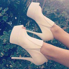 Stylish high heel #shoes