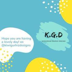 K.G.D (@kiwigurlnzdesigns) • Instagram photos and videos Chart, Photo And Video, Day, Videos, Photos, Instagram, Pictures