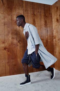 Fear of God Fourth Collection. menswear mnswr mens style mens fashion fashion style campaign lookbook fearofgod