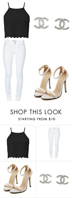 """""""I'm Good / partynextdoor"""" by tiaramb11 on Polyvore featuring Boohoo, Emilio Pucci and Chanel"""