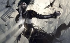 Righteous Blow - MTG by *Damascus5